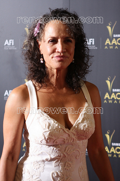 Rena at the AACTA awards show, January 2012